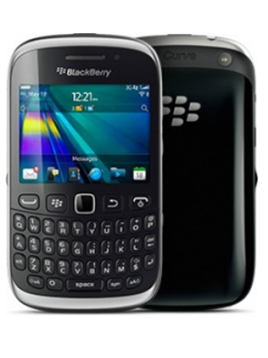 Blackberry, Curve 9320