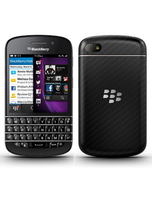 BlackBerry, Q10