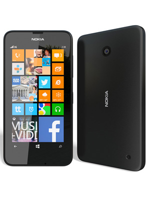 Nokia Lumia 630 Black