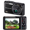 Casio Exilim ZR15 digital camera