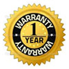 1 year gainwellr.com warranty